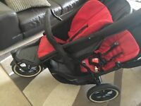 Phill and teds buggy and all other bits £80