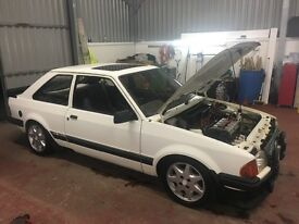 Ford escort xr3 (rs1600i rep) st170 engine(not cosworth, rs turbo)