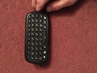 Xbox 360 controller keyboard
