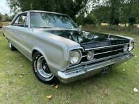 CLASSIC AMERICAN MUSCLE CAR - 1966 PLYMOUTH SATELLITE - SUPERB EXAMPLE