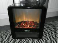 Small dimplex electric heater