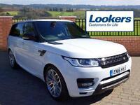 Land Rover Range Rover Sport SDV6 HSE DYNAMIC (white) 2016-06-30