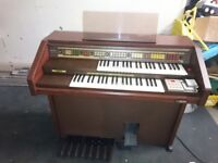 GEM G70 ELECTRONIC ORGAN FOR SALE