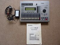 YAMAHA AW16G PROFESSIONAL AUDIO 16-TRACK DIGITAL RECORDING WORKSTATION
