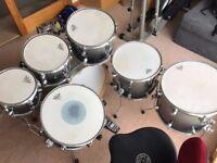 Drum Kit. PDP X7
