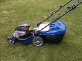 Mac-Allster lawn mower