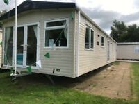 Stunning luxury static caravan for sale at Tattershall Lakes Country Park