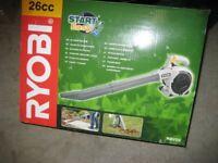 Ryobi RBV26 leaf blower