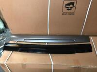 Land Rover Range Rover Sport SE HSE Rear mid Trim fits 2009 to 2011 models in Metalic Grey