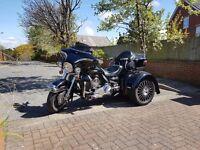 Harley Davidson Electraglide Trike