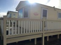 CHEAP STATIC CARAVAN FOR SALE AT CRIMDON DENE***QUICK SALE WANTED***READY TO MOVE IN***MUST GO