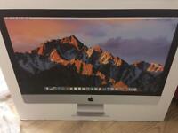 27-inch Apple iMac with retina 5K display - Never Used!!