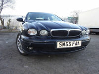 55 JAGUAR X-TYPE SPORT DIESEL 2.0,MOT JAN 019,2 OWNERS FROM,10 STAMP SERVICE HISTORY,LOVELY EXAMPLE
