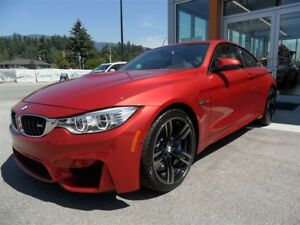 2015 BMW M4 Premium Package / Technology Package