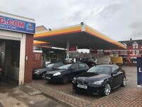 New Hand Car Wash Valeting Business For Sale - Huge Potential - Rusholme Main Road - Petrol Station