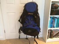 Berghaus 65 litre backpack