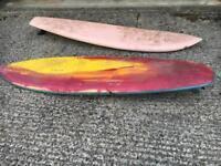 7 foot Surfboards