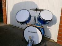 Childs quality drumkit by Burswood.