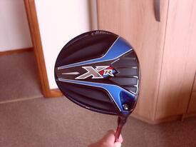 Callaway XR16 10.5* driver with headcover and tool new.