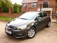 *****(2015) Vauxhall Astra 1.6 Auto*****CHEAP MONTHLY FINANCE