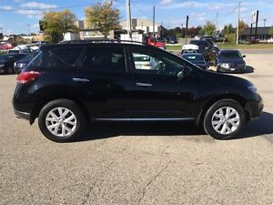 2014 Nissan Murano AWD ONE OWNER ACCIDENT FREE SL HEATED LEATHER Kitchener / Waterloo Kitchener Area image 7