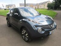 Nissan Juke N-Tec 2013(13) Very Low Miles Good Spec