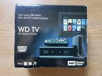 Western Digital live HD media player