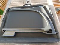Audi A3 Cabriolet wind deflector to fit latest shape