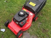 Mountfield champion petrol lawnmower