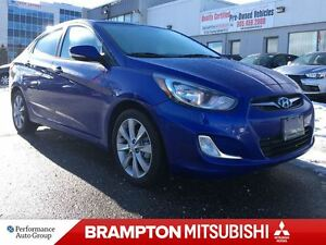 2014 Hyundai Accent GLS (ACCIDENT FREE! SUNROOF!)