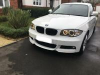 BMW 118d M Sport Coupe - High Spec