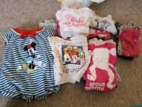 Baby girl clothes bundle
