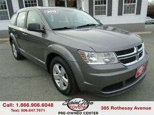 2013 Dodge Journey CVP/SE Plus $124.69 BI WEEKLY!!!