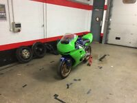 Kawasaki ZX6-R G2 Track Day / Race Bike - Loads of spares, open to offers