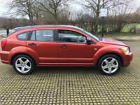 DODGE CALIBER 2007 DIESEL SPORT 51K MILES VERY LOW MILES LONG MOT DRIVES LOVELY