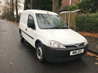 Vauxhall combo cdti 12 Months mot full service history tow key