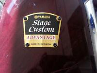 """Yamaha Stage Custom Advantage 16"""" Floor Tom"""