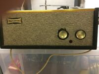Record Player Dansett (working)
