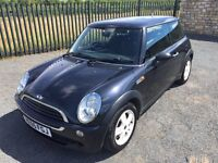 2005 55 MINI ONE 1.6 3 DOOR HATCHABCK *LOW MILEAGE* - JUNE 2017 M.O.T - CHEAP EXAMPLE!