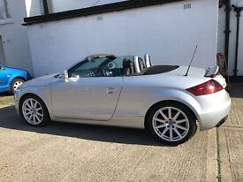 Audi TT Roadstar 2.0 T FSI - Convertable - LOW MILEAGE