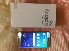Samsung Galaxy S6 Platinum Gold 32GB