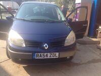 Renault quick sale mot till April 7 seater