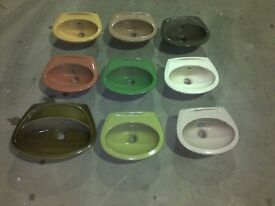Vintage Velleroy and Boch sink basin - only few remaining