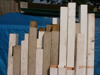 LARGE JOB LOT OF CARAVAN DECKING PANELS ,POSTS AND FENCEING spares and repair