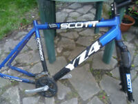 Scott frame