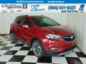 2017 Buick Encore Essence Front Wheel Drive * Remote Vehicle Sta