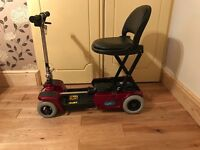 CareCo mobility scooter