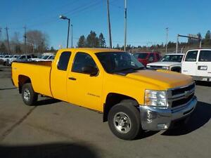 2008 Chevrolet Silverado 2500HD LT1 Ext. Cab Long Box 4WD