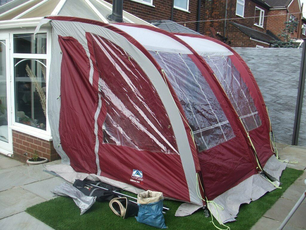SunnCamp Ultima 260 FR Porch Awning | in Chadderton ...