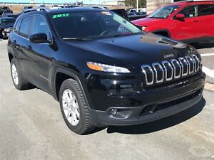 2017 Jeep Cherokee SAVE UP T0 $8000 AND N/C WINTER TIRES ON SELE